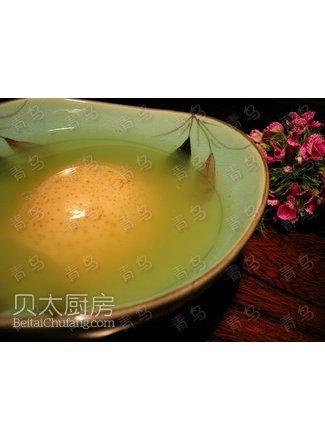 蜂蜜白梨(图片来源:贝太厨房)