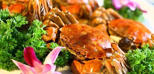 螃蟹身体部位图解