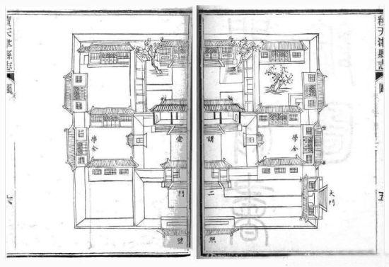 天津老城里的书院