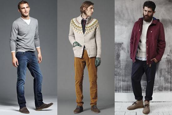 男生高帮帆布鞋搭配什么裤子