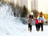 滑雪场人工增雪