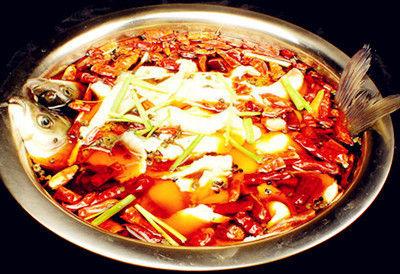 水煮鱼的5大健康隐患 怎样吃鱼才健康。图片来源:互联网