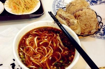 寻味天津美食第八期 津城那些老面馆。图片来源:互联网