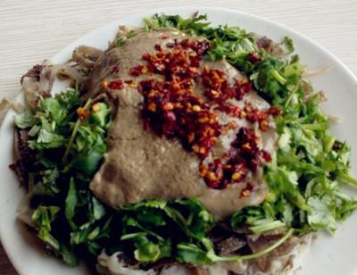 搜罗津城美味羊汤。图片来源:互联网