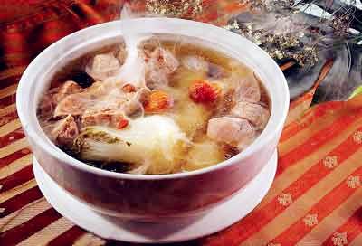 冬季合理饮食图片_