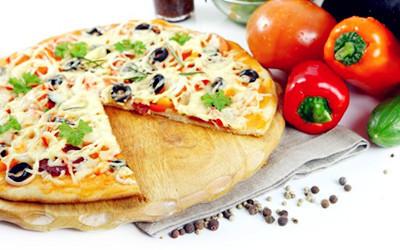 披萨。图片来源:互联网
