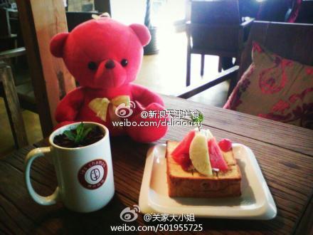 (图片来源:新浪微博 摄影/@关家大小姐 )