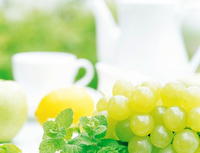 吃葡萄不吐葡萄皮 告诉你葡萄的健康吃法。图片来源:互联网