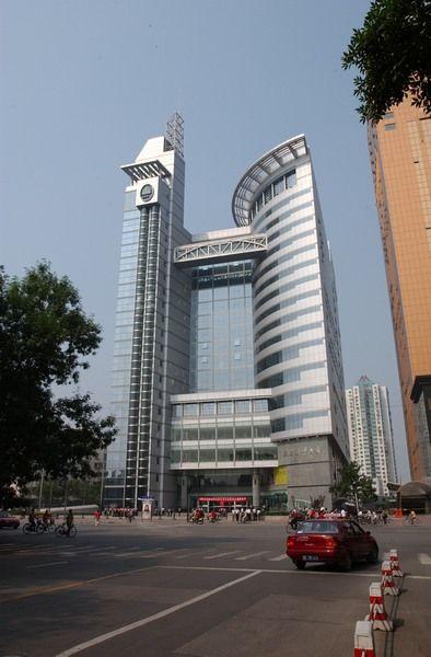 天津图书大厦(图)(394x600,38k)-图书大厦 中关村图书大厦 北京