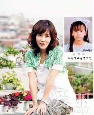 蔡琳尹恩惠金素妍 韩国女星整容前后对比照_新