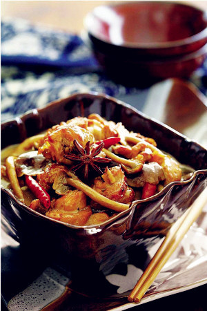 搜罗津城香醇东北菜。图片来源:互联网