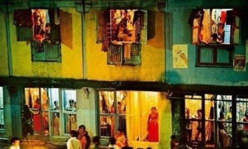 印度的妓女村