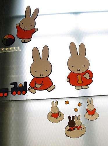 荷兰 走进米菲兔的小房子 图