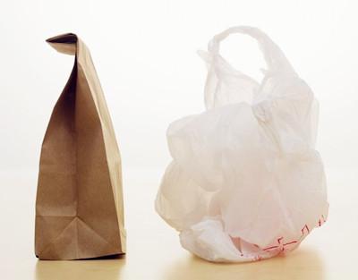塑料袋。图片来源:互联网