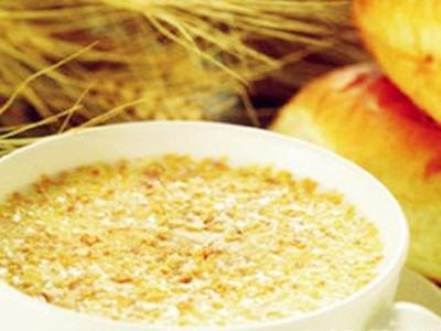 牛奶麦片。图片来源:互联网