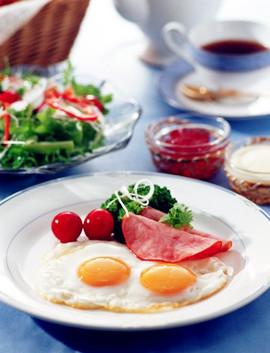 早餐。图片来源:互联网