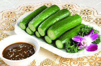 黄瓜。图片来源:互联网