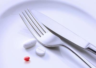 节食。图片来源:互联网