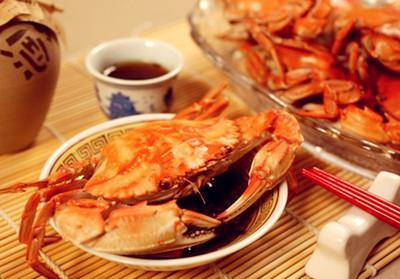 螃蟹。图片来源:互联网