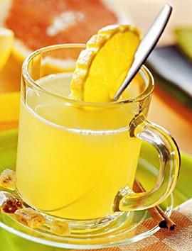 柠檬冰糖汁。图片来源:互联网