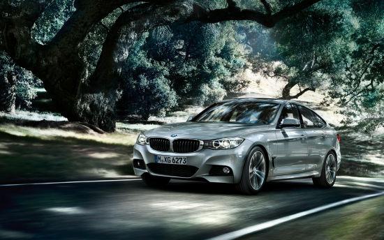 创新BMW 3系GT 同级别空间与功能性之最