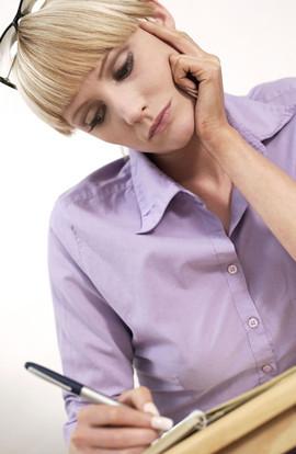 女性易疲劳。图片来源:互联网