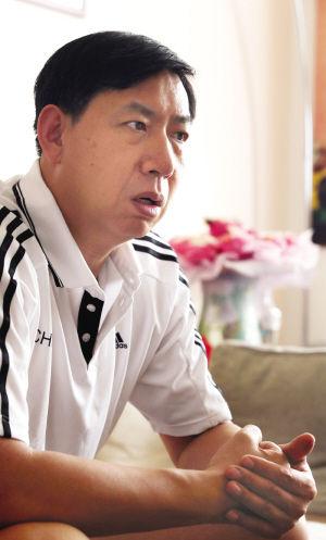 王宝泉接受采访
