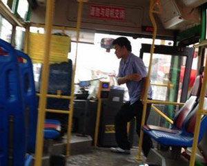 公交司机途烛早餐咋看?