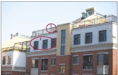 北京国安门将杨智被曝在楼顶加盖两层违建