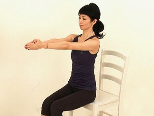 3组减肥动作 提高肌力促进新陈代谢