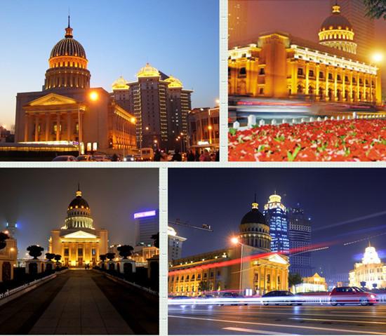 那些高端大气上档次的天津土豪金建筑(2)