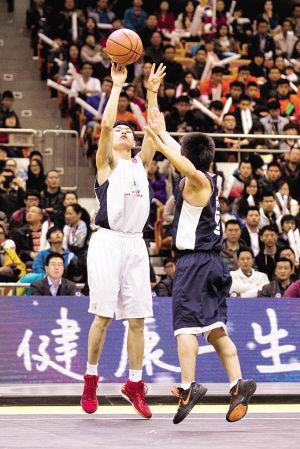 全国三人篮球赛