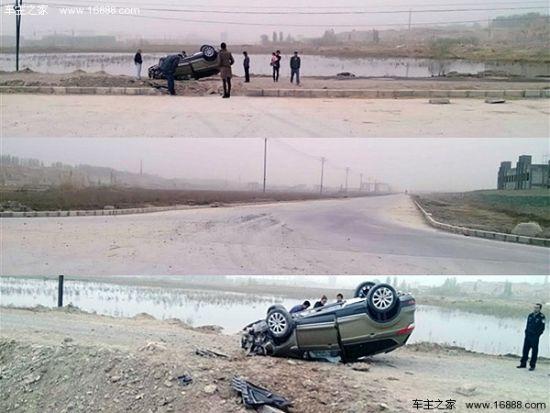 福特断轴事件第一起-新疆阿克苏市温宿大欣汽车城