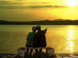 """津城60岁以上老人丧偶率30% 再婚坚持""""三不变"""""""