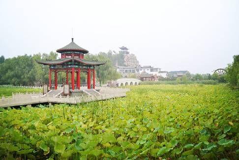 美丽中国梦61太行燕赵行——原来身边这么美