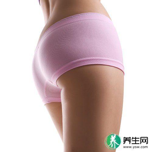 女性的肥臀之美