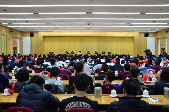 天津市召开备战第十三届全运会训练工作会议
