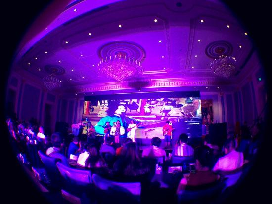 卓扬岛屿音乐节九月呈现
