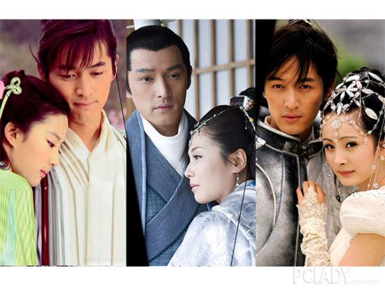 从美少女到御姐刘涛胡歌的虐恋进化史