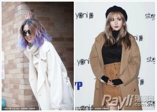 玩转发色是韩星的看家本领秒变时尚Icon