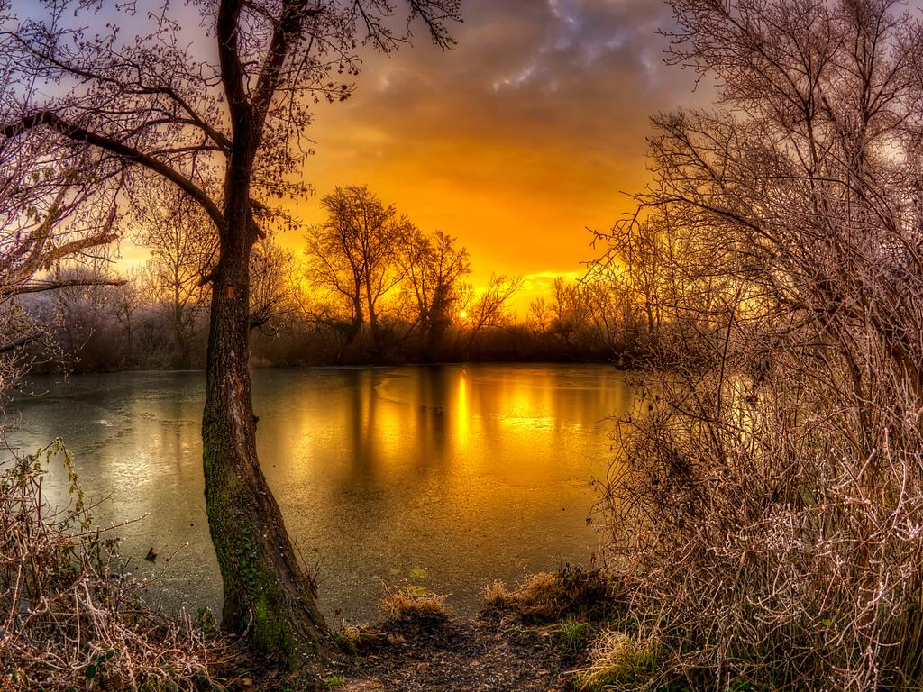 克罗地亚风情唯美风景