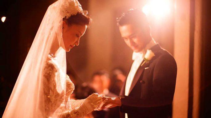 袁弘张歆艺德国古堡大婚 打造文艺别致爱情童话