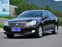 一汽丰田皇冠现车促销 天津地区直降3.8万元
