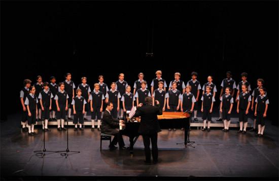 《放牛班的春天》法国圣马可童声合唱团音乐会天津站