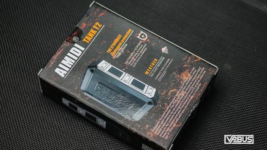 "评测: 《战狼2》硬汉三防电子烟""AIMIDI TANK T2"""